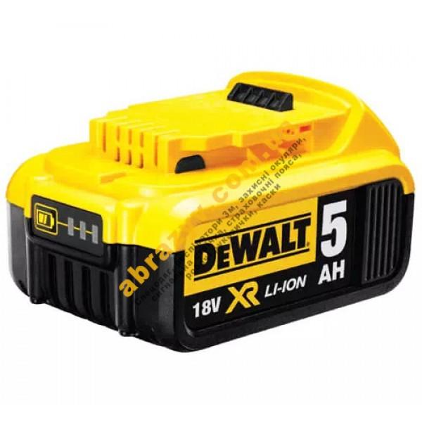 Аккумуляторная батарея DeWALT DCB184 XR Li-Ion 5 А/ч 18B
