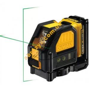 Лазер самовыравнивающийся DeWalt DCE088D1G 2