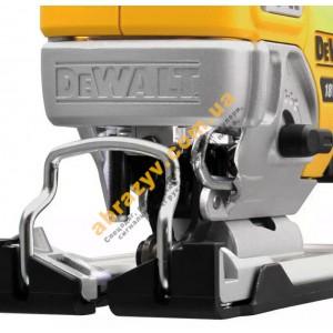 Пила лобзикова акумуляторна DeWALT DCS334N 2