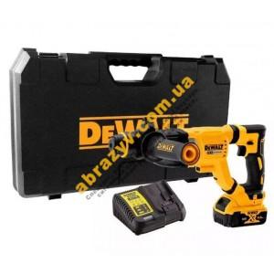 Перфоратор аккумуляторный DeWALT DCH263P1 SDS-Plus 2