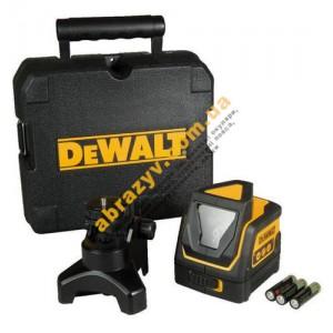Лазер самовыравнивающийся DeWALT DW0811 2-х плоскостной 2