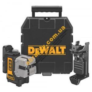Лазер самовыравнивающийся DeWALT DW089K 3-х плоскостной 2