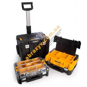 Комплект 3 ящика для инструмента DeWALT DWST1-81049 2