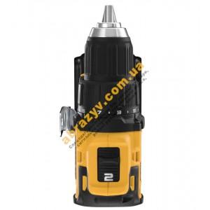 Дриль-шуруповерт безщітковий DeWALT DCD708S2T акумуляторний 2
