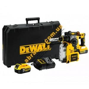 Перфоратор аккумуляторный DeWALT DCH275P2 SDS-Plus 2