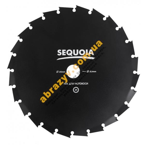 Нож для мотокосы Sequoia GB24-255