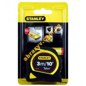 Рулетка измерительная 3 м Stanley OPP Tylon 0-30-686 2