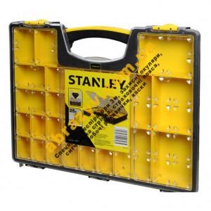 Органайзер Stanley 1-92-748 профессиональный с 25 съемными отделениями